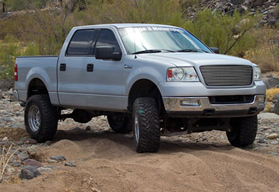 Stage 3's 2004 F150 5.4L XLT 4WD SuperCrew Project Truck