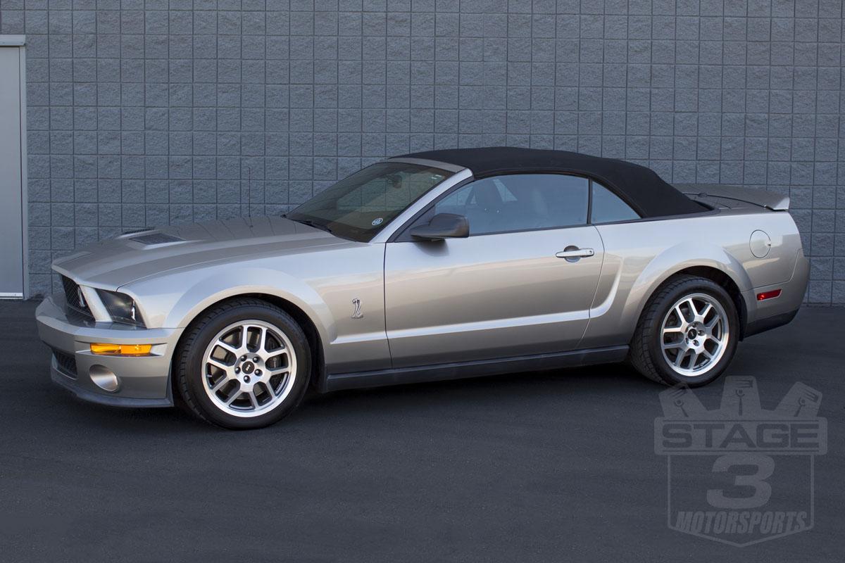 "2007 2014 GT500 Mustang 20"" Wheels"