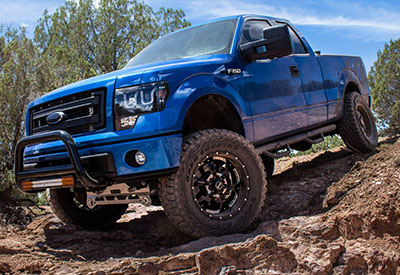 Stage 3's 2013 F150 5.0L STX SuperCab Project Truck