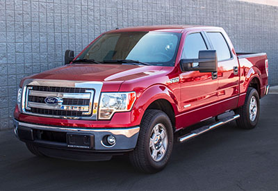 Stage 3's 2013 F150 3.5L EcoBoost RWD XLT Project Truck