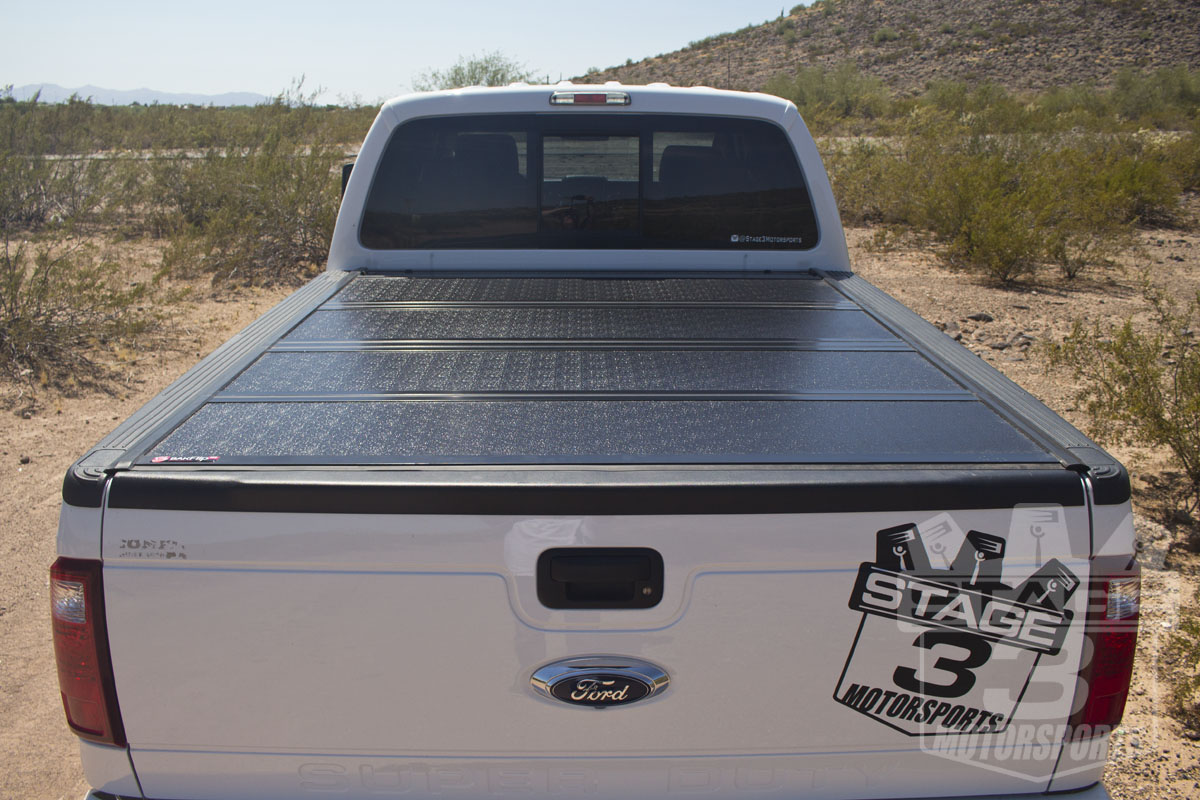 2008-2014 F250 & F350 Super Duty BakFlip Tonneau Cover