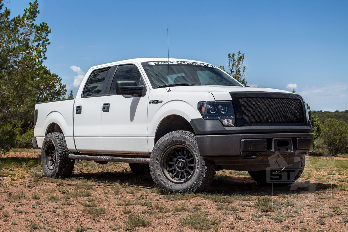 Stage 3's 2011 F150 XL Project Workhorse Build Step Two