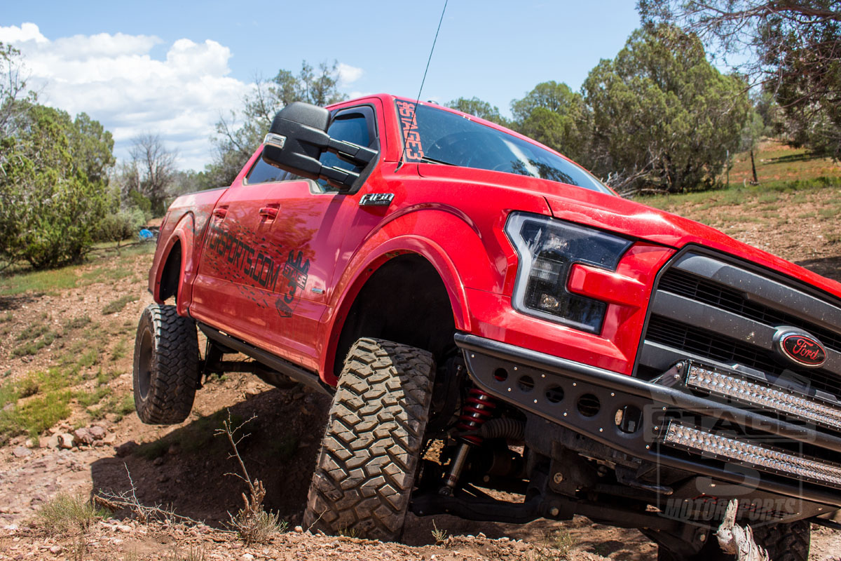 stage 3 s 2015 f150 3 5l ecoboost off roading