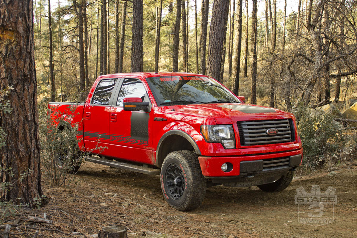 2011 f150 ecoboost project truck