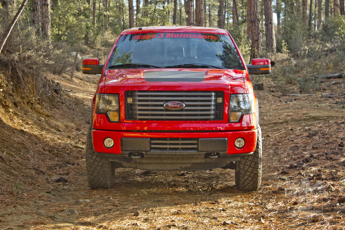 Buying New Wheels What Offset To Get Ford F150 Forum