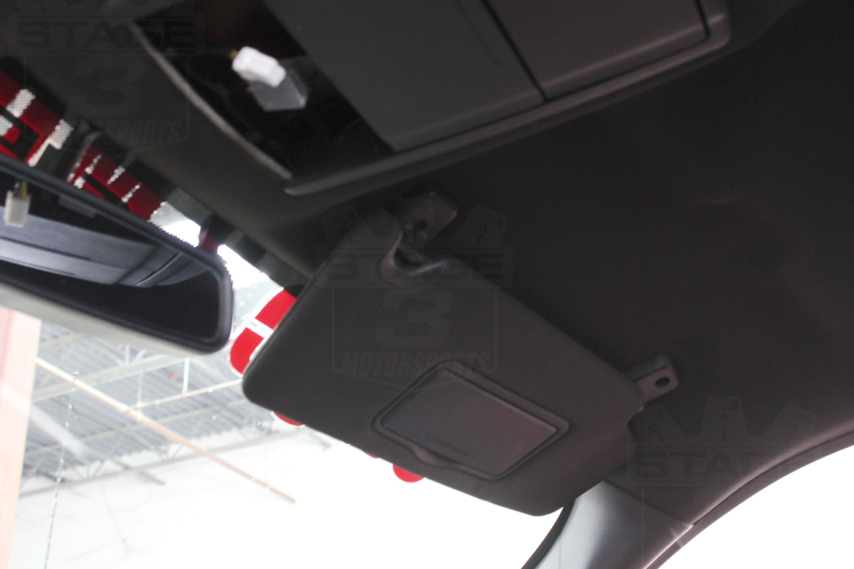 Install Guide N Fab Roof Mounts And Rigid 50 Quot Sr Series