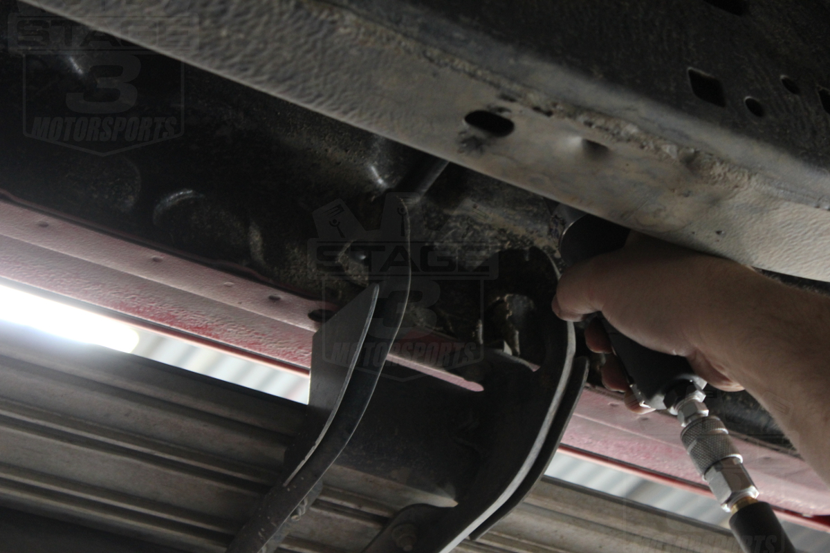 Install Guide N Fab Nerf Bar Steps On Our 2012 F150 5 0l