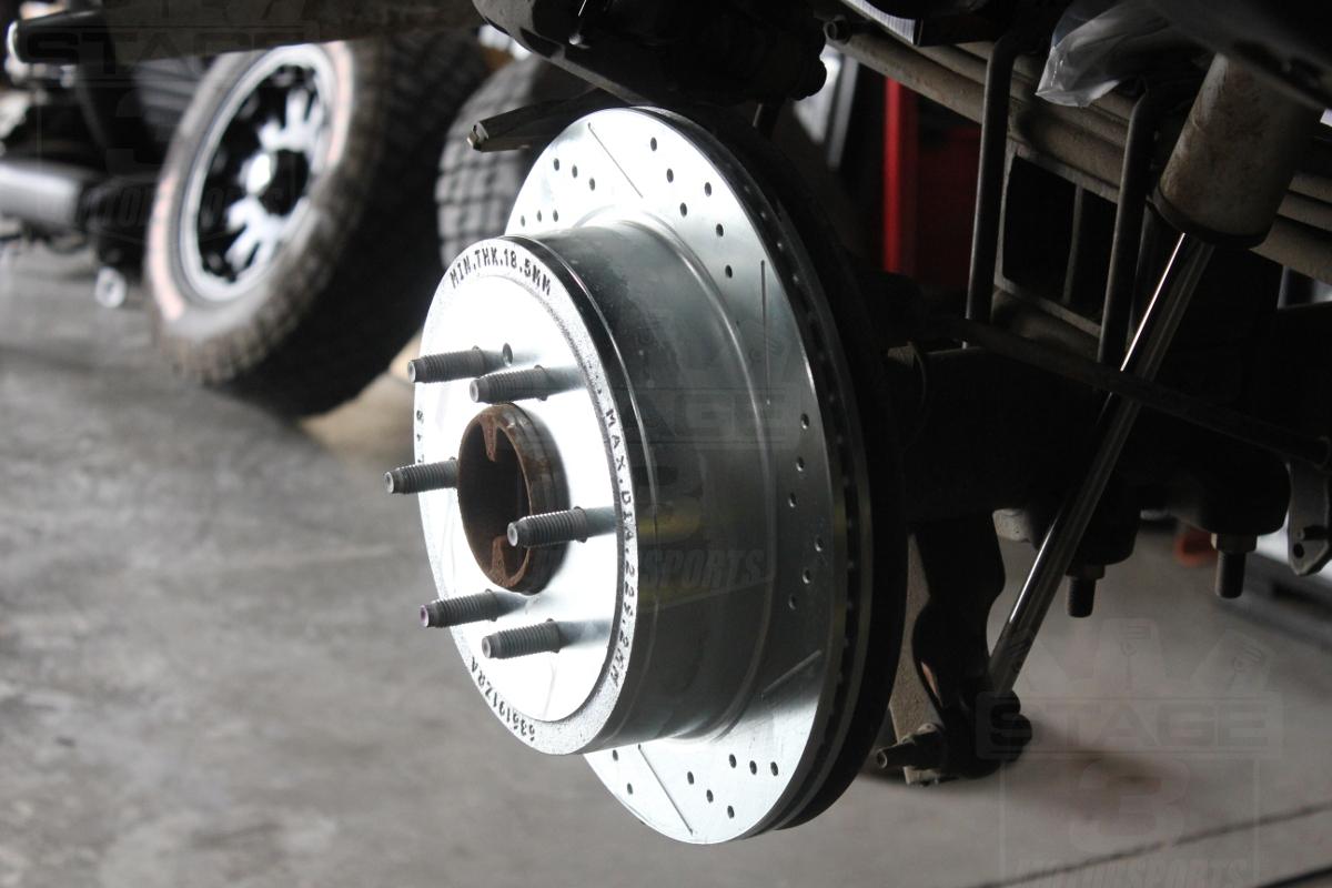 Power stop f150 brake kit install guide