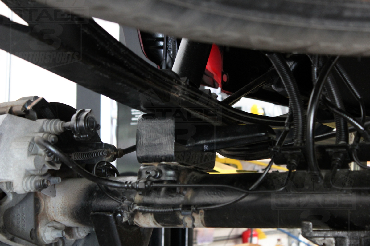 """Install Guide: ReadyLift 3"""" Rear Block on our 2012 F150 5 ..."""