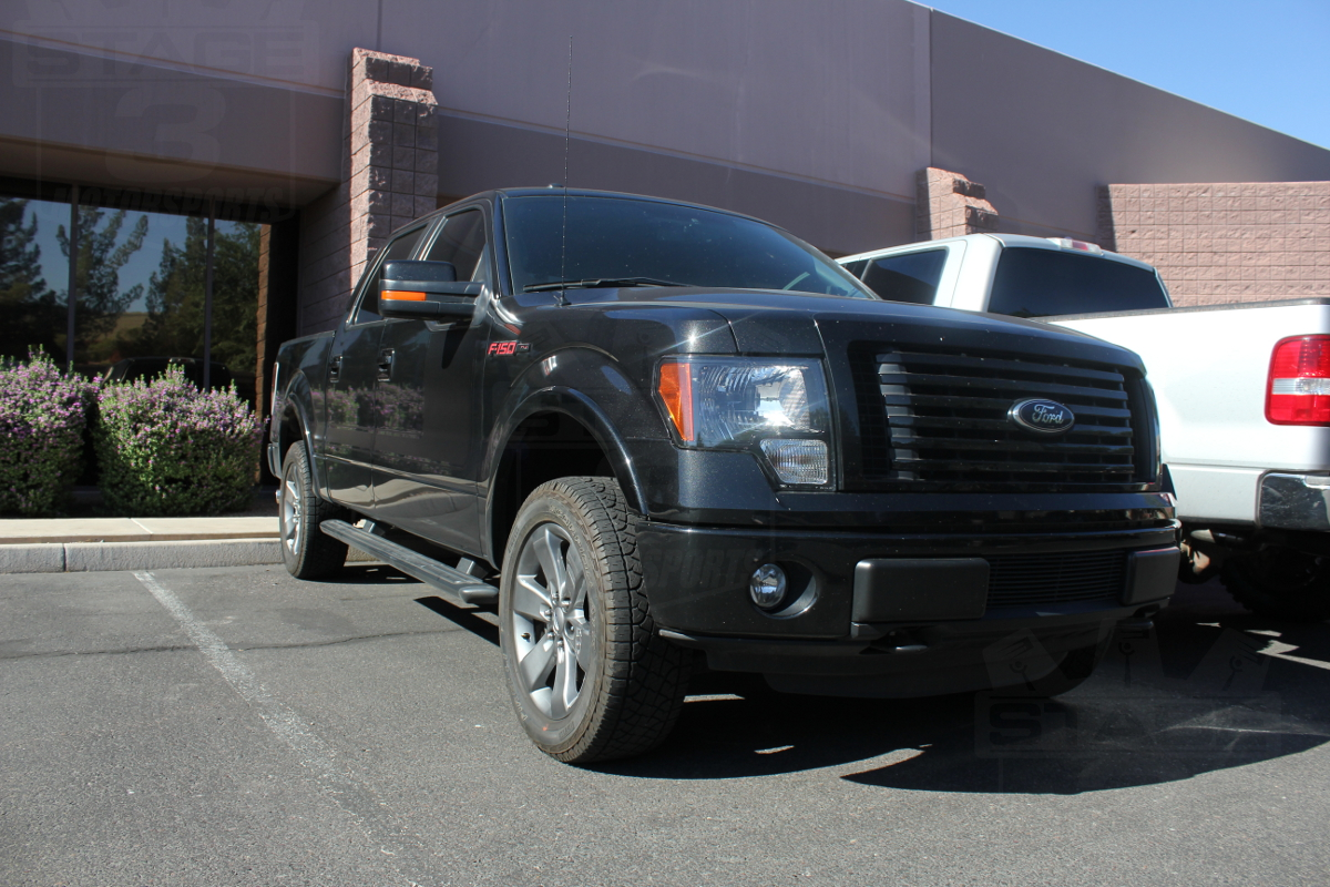 2009 2013 F150 Zone 6 Lift Kit Installed On Our 2012 F150