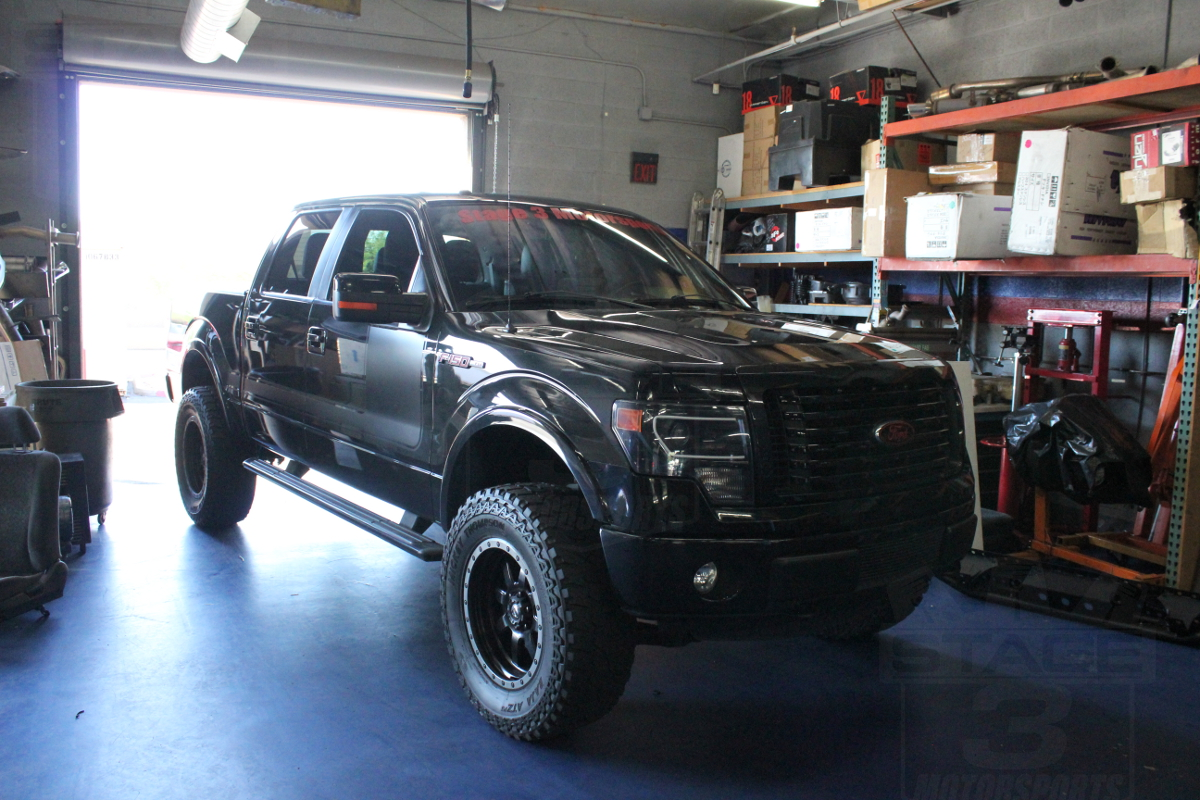 Install Guide 2009 2014 F150 Pro Comp Add A Leaf Kit On