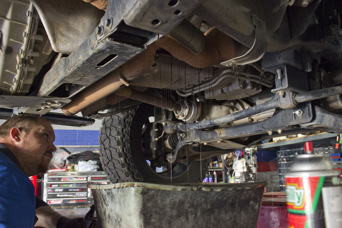 Install Guide 2009 2015 F150 Afe Transmission Pan On Our