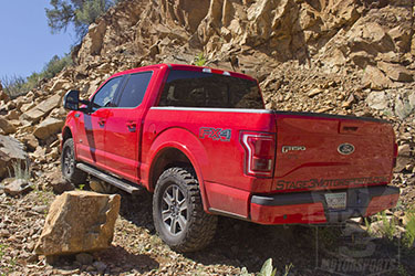 Stage 3's 2015 F150 EcoBoost FX4 Build In Action
