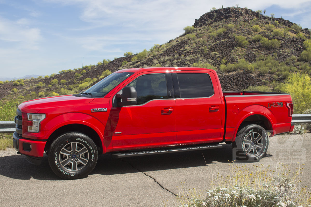stage 3 39 s 2015 f150 3 5l ecoboost race red lariat fx4 project truck. Black Bedroom Furniture Sets. Home Design Ideas