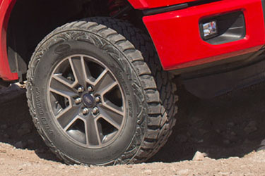 Stage 3's 2015 F150 EcoBoost FX4 Project Truck Leveling Kits, Wheels & Tires