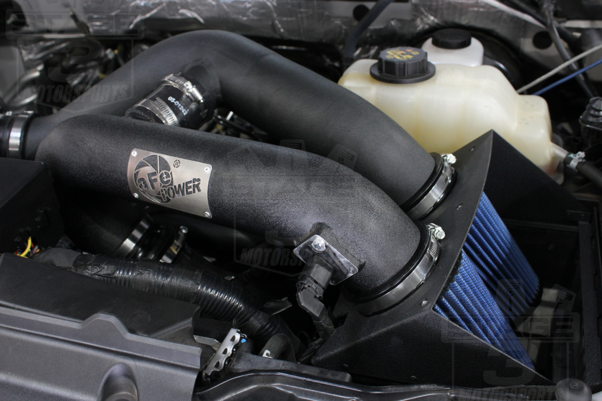 2011 F150 EcoBoost aFe Stage 2 Cold Air Intake Install