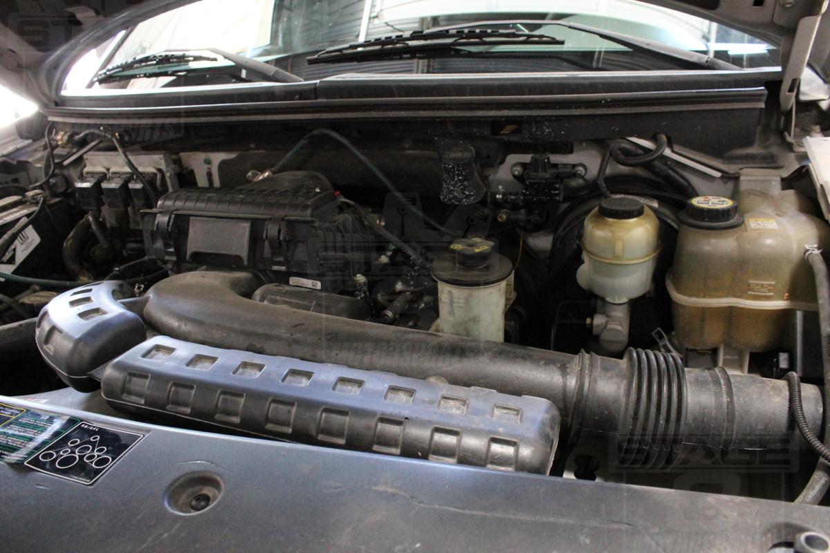 throttle body f150 intake 2004 2008 install truck kit air box bbk 4l airaid jr 2000 project bracket guide mounting