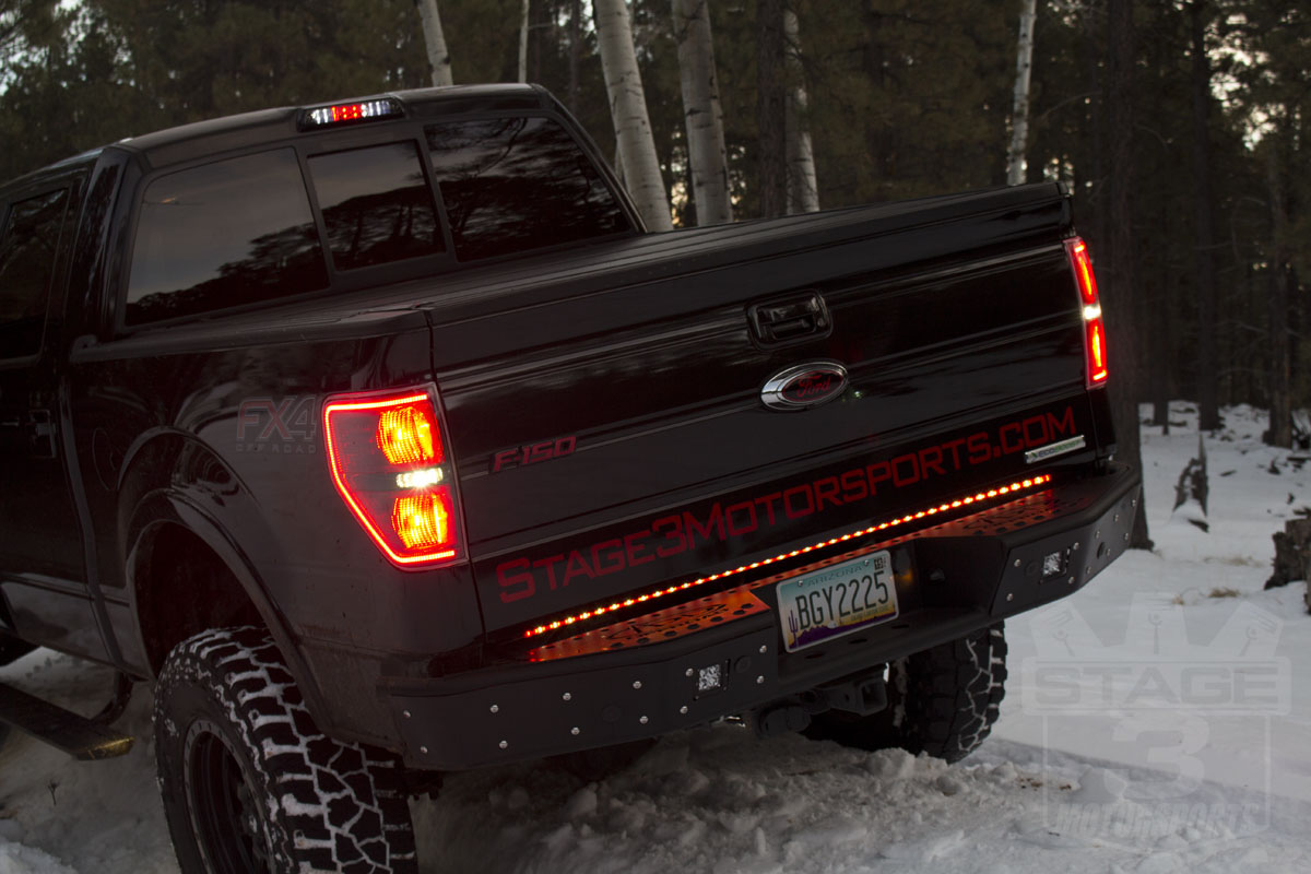 2009-2014 F150 Diode Dynamic's LED Taillight Bulbs