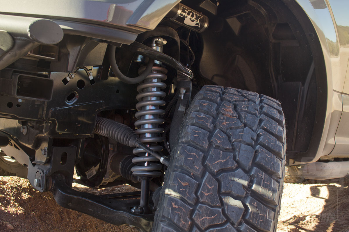 Bds F F Wd Bds Inch Fox Coilover Suspension Lift Kit