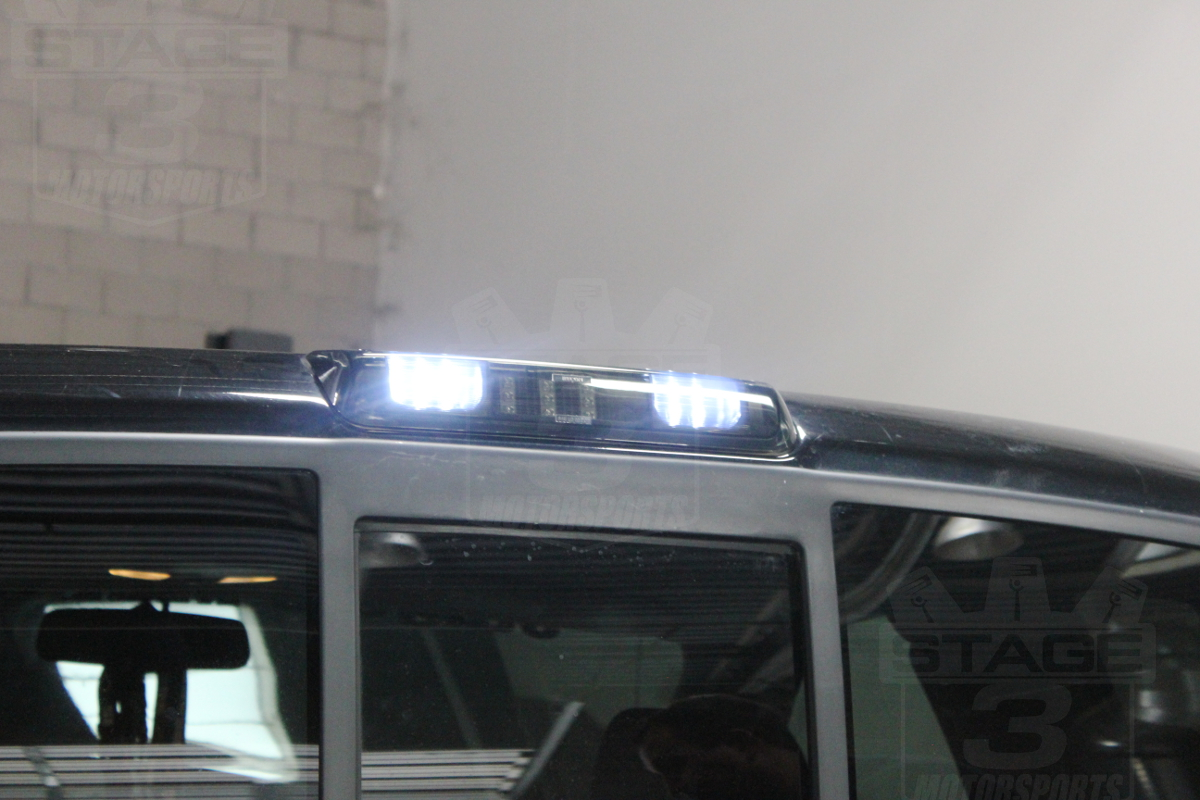 Install Guide 2004 2008 F150 Recon Smoked Led Third Brake