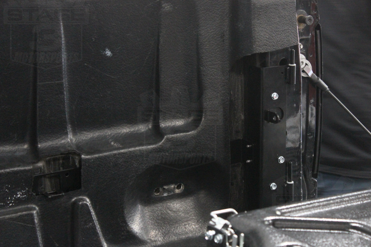 Install Guide 2004 2014 Undercover Swing Case Passenger On Our 2007 F150 5 4l