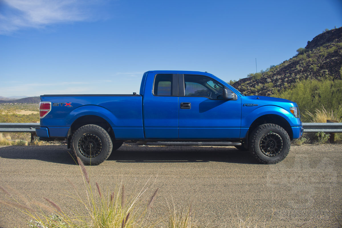 coilovers 2009 2013 f150 fox stage 1 suspension package