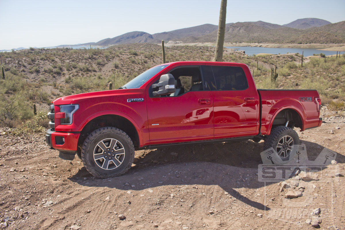2015 f150 boss coilover review