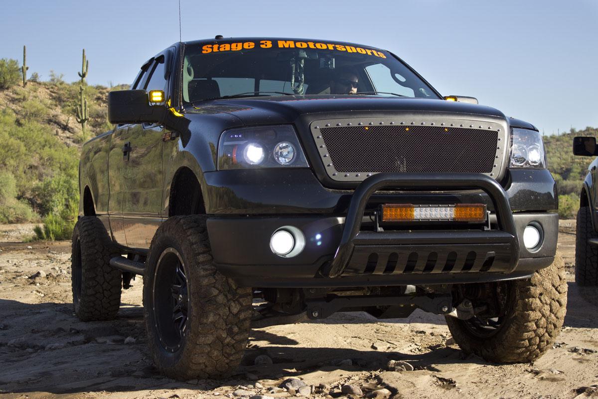 2007 f150 project truck