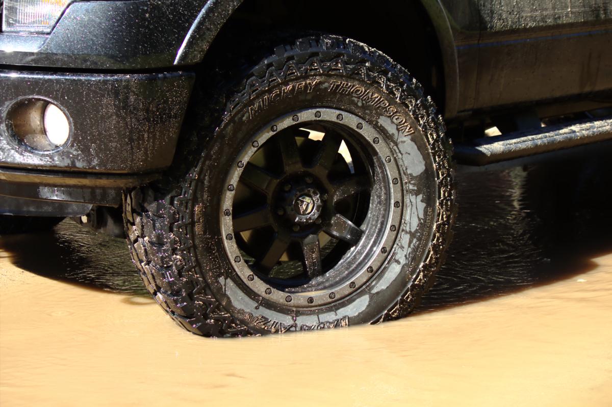 1997 2016 F150 37 Quot Off Road Tires