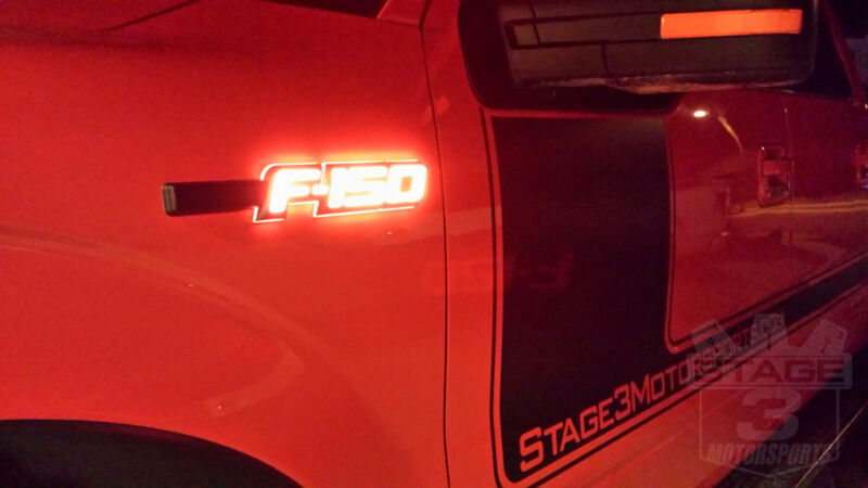 R2642822009 2013F150ReconIlluminatedSideEmblems11 2009 2014 f150 recon illuminated side emblems 264282 Lighted Ford Logo at readyjetset.co