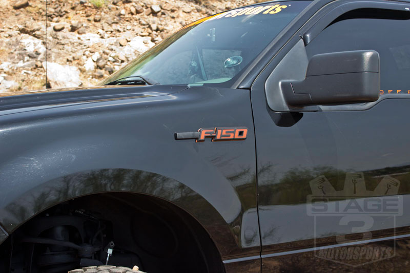 2009 2014 F150 Recon Illuminated Side Emblems 264282
