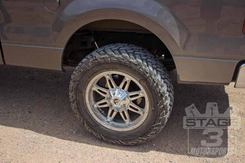 Biggest Tire For 2007 F150 18 | Autos Weblog