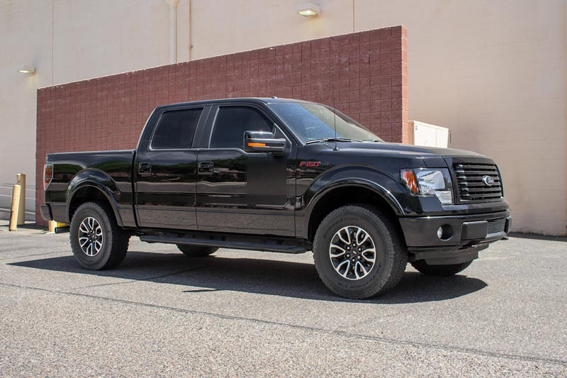 f150 rancho kit leveling quicklift loaded driver side 4wd 2009 submit