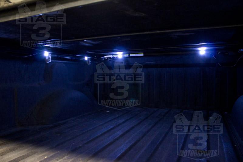 Recon Led Bed Rail Light Kit F150 F250 F350 26417