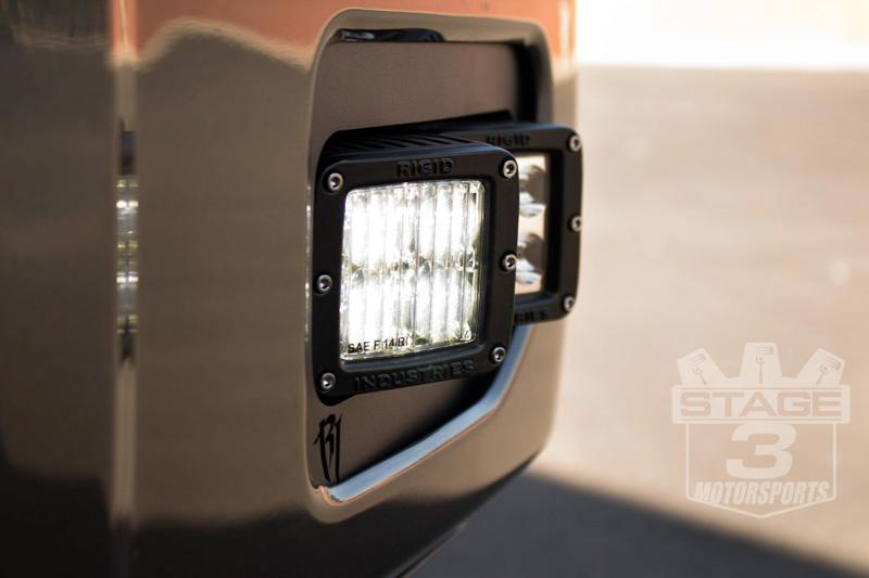 Rigid Industries D Series Dot Sae Flood Lights White