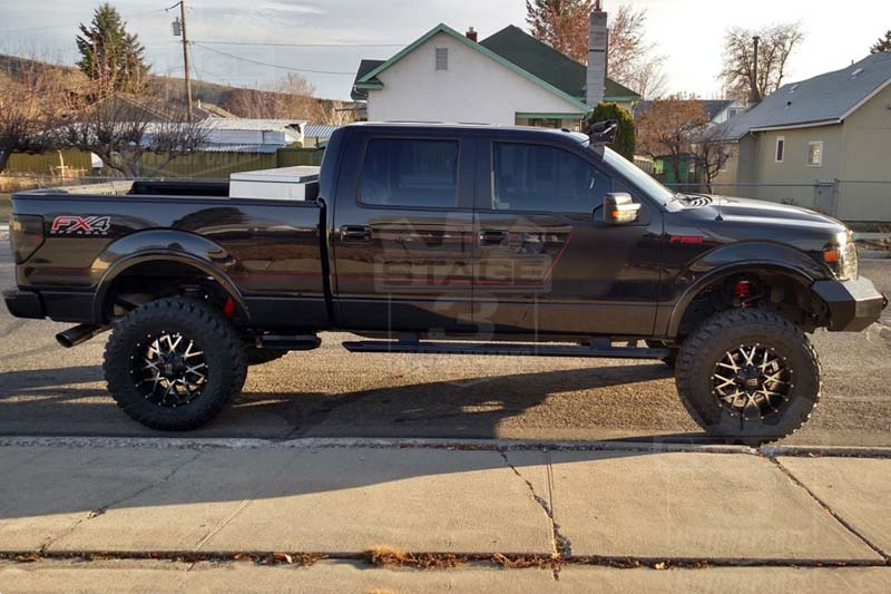 2014 F150 4wd Stage 3 Motorsports 7 5 Quot Lift Kit S3m Zon814