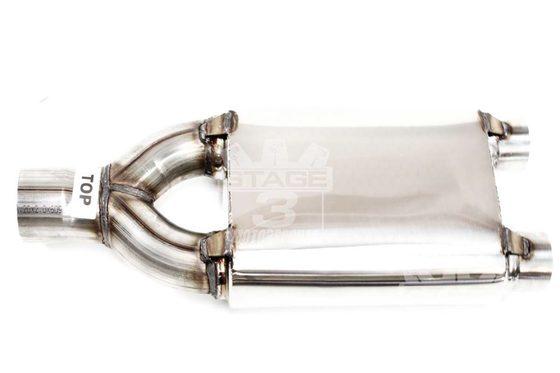 Dual Exhaust Ford Excursion