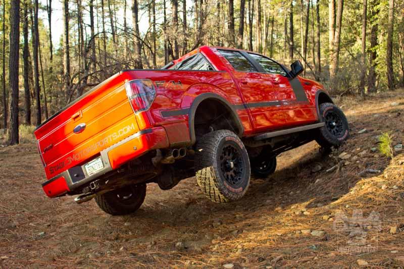 265 70r17 All Terrain Tires >> 2011-2014 F150 5.0L Solo Performance MACH-X Dual Exhaust ...