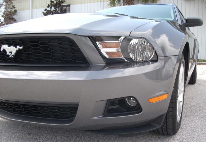 2010 2012 Mustang V6 Oem Style Fog Lights Kit Forums At