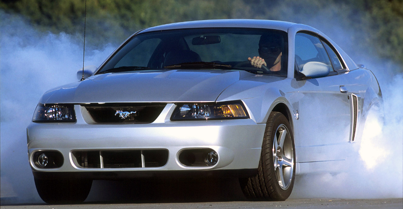 2003 Mustang Information  Specifications
