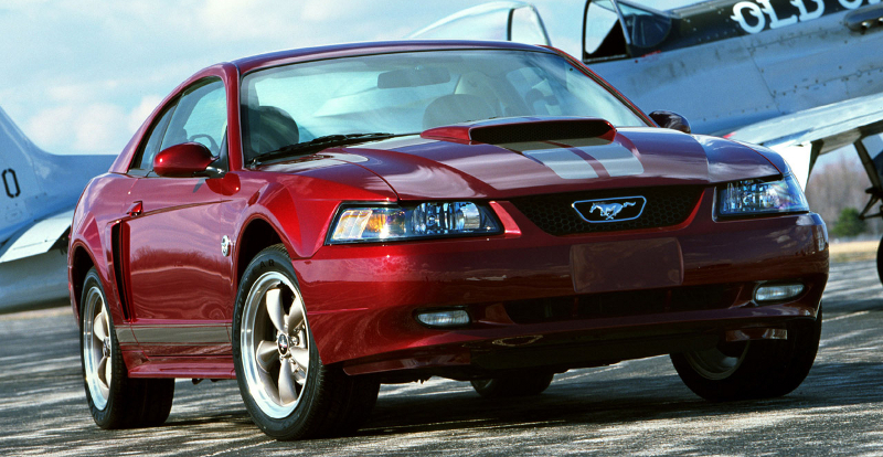 Mustang Performance Parts >> 2004 Mustang Information & Specifications