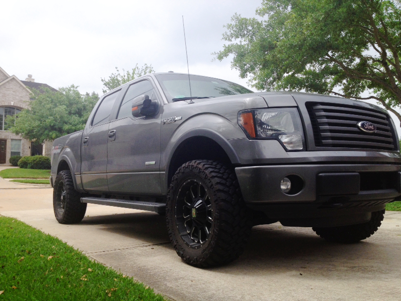 2012 F150 35L EcoBoost Information  Specifications