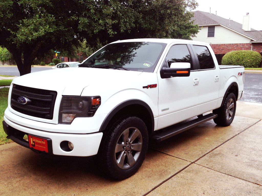 2013 f150 ecoboost fx4 package