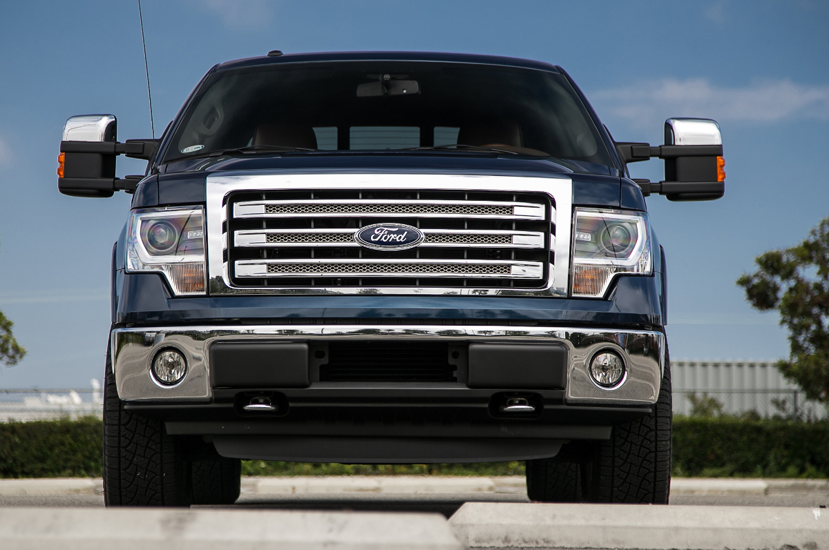 2013 F150 EcoBoost Front End