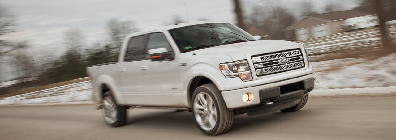 2013 F150 35L EcoBoost Information  Specifications