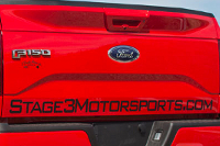 Stage3Motorsports.com F150 & Super Duty Tailgate Banner