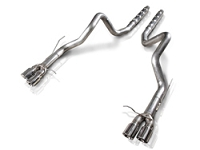 2013-2014 Shelby GT500 5.8L Stainless Works Performance Connect Cat-Back Exhaust System