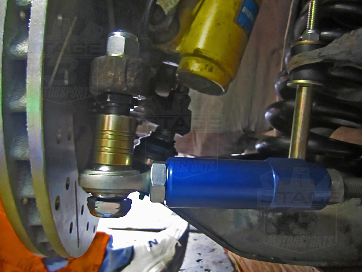 1994 2004 Mustang Steeda Bumpsteer Kit 555 8104