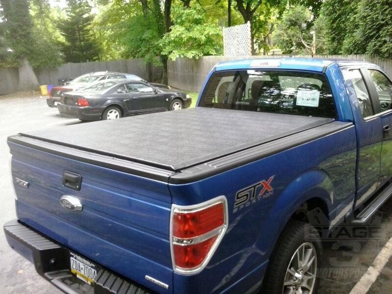 Ford F150 Tonneau Cover >> 2009-2014 F150 Truxedo Lo Pro QT Tonneau Cover (6.5 Ft Bed ...