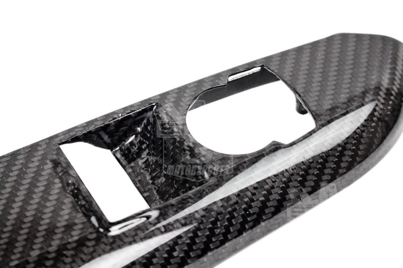 High Quality Images Of Trufiber 39 S 2015 Mustang Carbon Fiber Window Switches Mirror Triangles